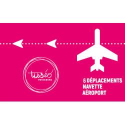 6 déplacements aéroport